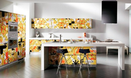 фотофасады для кухни